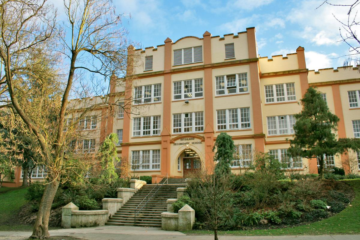 Image result for kitsilano secondary school