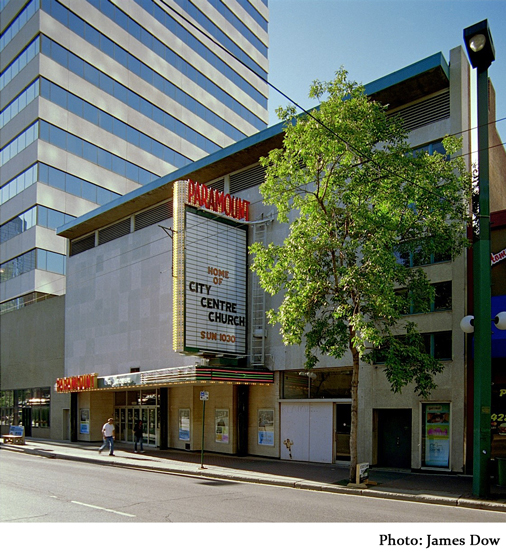 Paramount Theatre | The National Trust for Canada